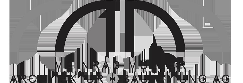 Meinrad Müller - Architektur + Bauleitung AG - Logo