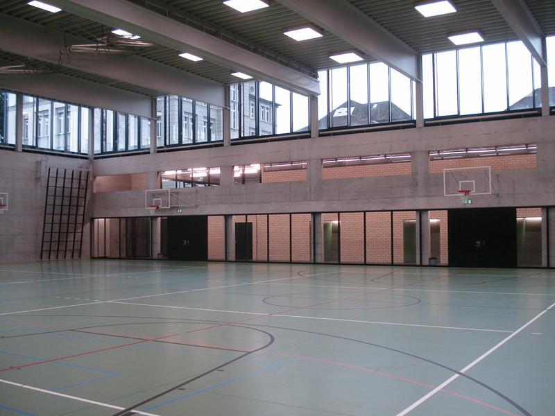 Sporthalle Köln Mieten
